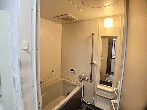 中古マンション-名古屋市天白区島田1丁目 ゆとりある広々とした浴室で一日の疲れをリフレッシュ