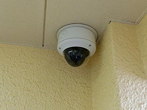 区分マンション-豊島区東池袋4丁目 防犯カメラ