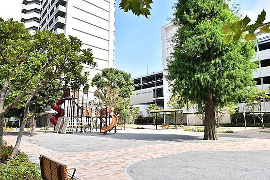中古マンション-品川区勝島1丁目 すぐ近くにある「わかくさ公園」です。