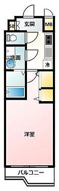 マンション(建物一部)-大阪市西区川口1丁目 ふたつのクローゼットやセパレートタイプのバストイレ採用