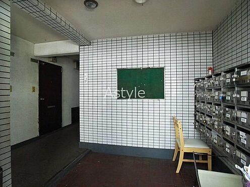 マンション(建物一部)-杉並区成田東5丁目 エントランス