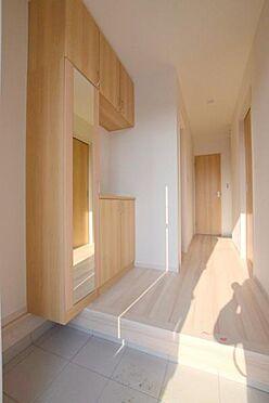 新築一戸建て-富谷市とちの木1丁目 玄関
