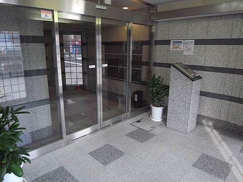 マンション(建物一部)-大阪市福島区海老江5丁目 オートロック付きで防犯にも配慮があります。