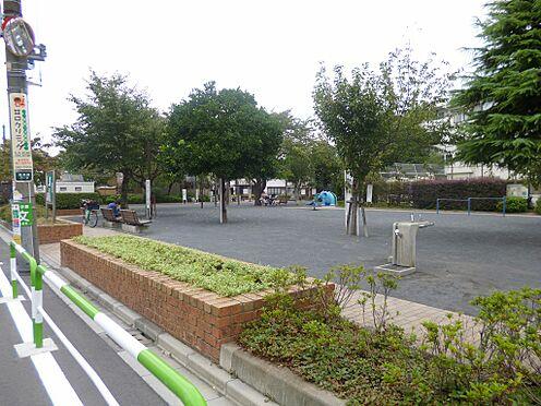 アパート-新宿区上落合3丁目 【公園】南長崎花咲公園まで1494m