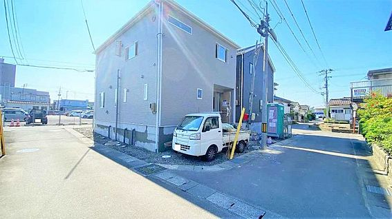 戸建賃貸-柴田郡柴田町船岡中央1丁目 外観
