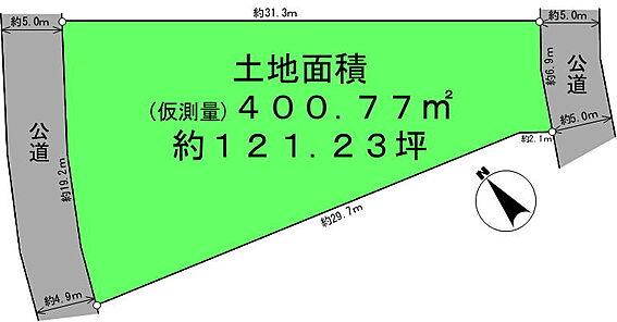 マンション(建物全部)-豊島区北大塚1丁目 土地面積121.23坪ございます。