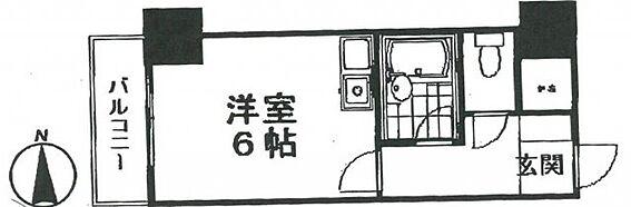中古マンション-新潟市中央区日の出3丁目 間取り
