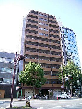 区分マンション-神戸市中央区元町通7丁目 街並みに映える落ち着いた外観