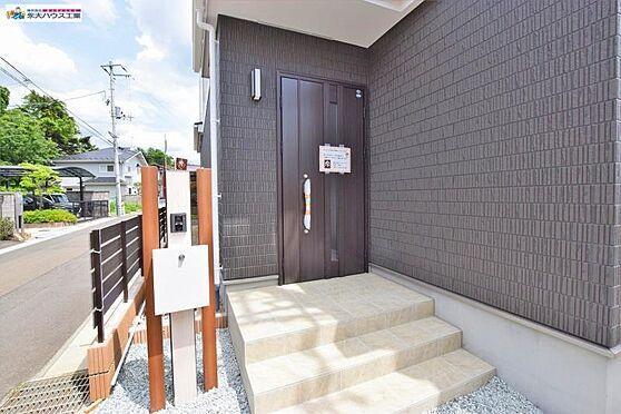 新築一戸建て-仙台市太白区緑ケ丘3丁目 玄関