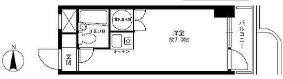 マンション(建物一部)-千代田区神田小川町3丁目 間取り