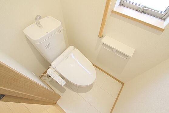 新築一戸建て-仙台市青葉区中山5丁目 トイレ