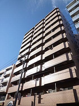 マンション(建物一部)-横浜市中区長者町1丁目 タイル張りの外観