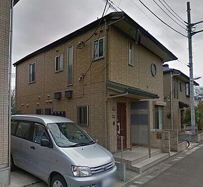 アパート-所沢市大字下安松 外観