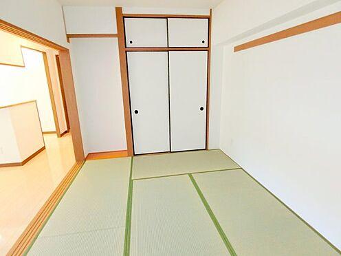 中古マンション-福岡市中央区谷2丁目 いぐさの香りを感じられる和室!
