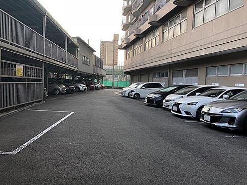 マンション(建物一部)-大阪市住之江区粉浜西1丁目 駐車場も完備。
