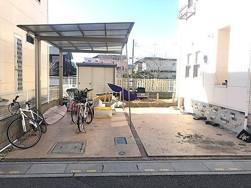 中古一戸建て-鴻巣市ひばり野2丁目 駐車場