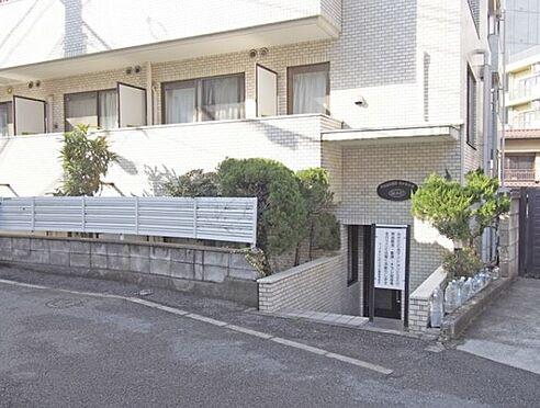 マンション(建物一部)-渋谷区富ヶ谷2丁目 マックポナム代々木公園・収益不動産