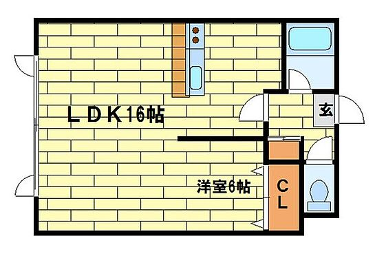 マンション(建物全部)-札幌市豊平区平岸一条17丁目 間取り