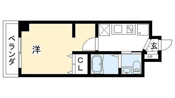 マンション(建物一部)-京都市下京区七条御所ノ内北町 アメリカンセパレートだから便利
