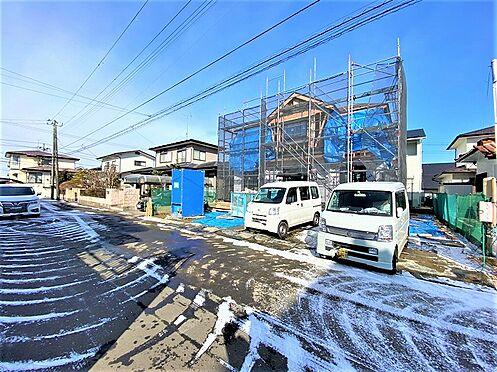 新築一戸建て-仙台市泉区南光台東2丁目 べた基礎