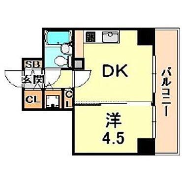 マンション(建物一部)-神戸市灘区深田町3丁目 広々とした日当り良好なバルコニー