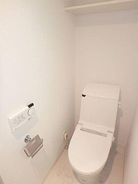 マンション(建物一部)-川崎市中原区上新城2丁目 トイレ