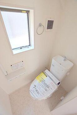 新築一戸建て-仙台市泉区泉ケ丘5丁目 トイレ