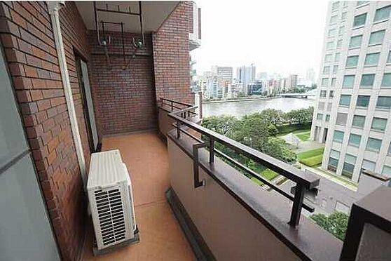 マンション(建物一部)-中央区日本橋箱崎町 バルコニー