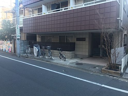 マンション(建物全部)-中野区新井5丁目 外観