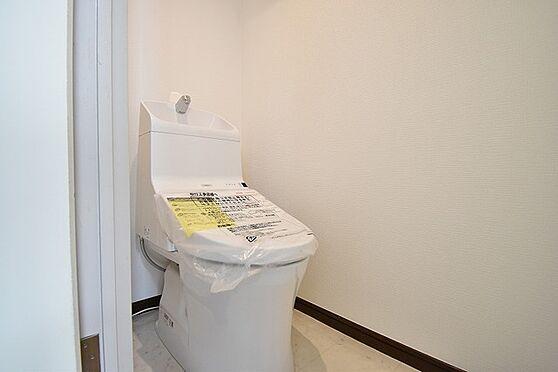 中古マンション-江東区森下4丁目 トイレ