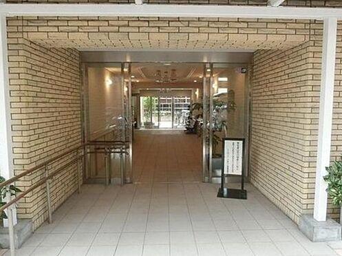 中古マンション-大阪市城東区中央3丁目 エントランス入り口です