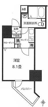 中古マンション-江東区亀戸8丁目 間取り