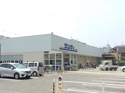一棟マンション-大阪市東住吉区今川7丁目 サンディ平野背戸口店まで約410mです。