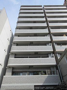 マンション(建物一部)-大阪市都島区都島北通2丁目 落ち着いた印象の外観