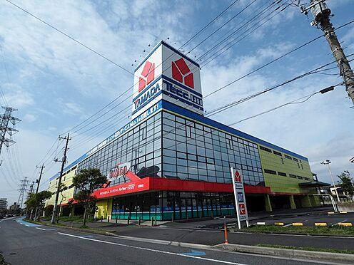土地-船橋市夏見台3丁目 ヤマダ電機まで450m