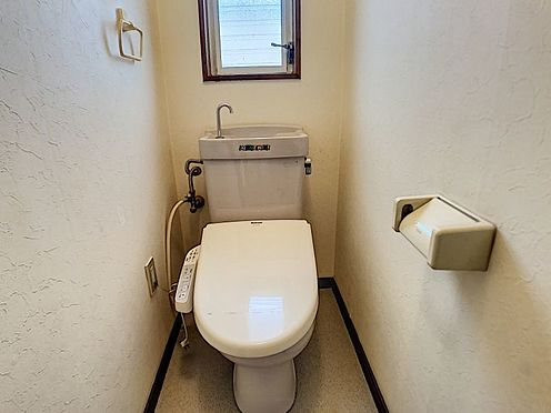 戸建賃貸-一宮市花池2丁目 ナカジツならトイレのリフォームもワンステップサービスで可能です!