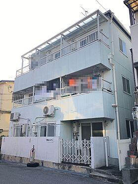 アパート-神戸市兵庫区菊水町9丁目 外観