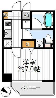 マンション(建物一部)-大阪市東淀川区大道南1丁目 間取り