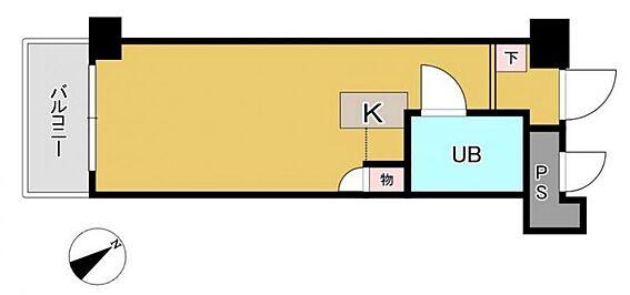 区分マンション-横浜市中区大和町1丁目 スカイコート横浜山手・ライズプランニング