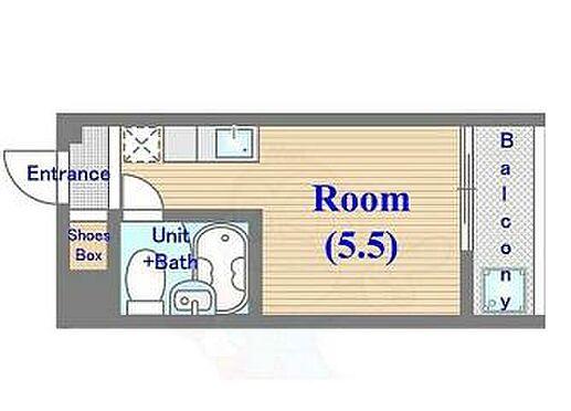 マンション(建物一部)-新宿区下落合2丁目 間取り
