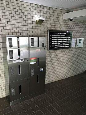 マンション(建物一部)-新宿区喜久井町 オートロック、宅配ボックス