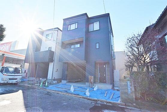 新築一戸建て-仙台市太白区郡山8丁目 外観