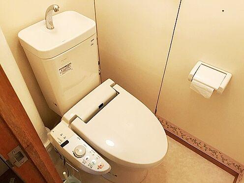 中古マンション-吹田市千里山竹園2丁目 トイレ