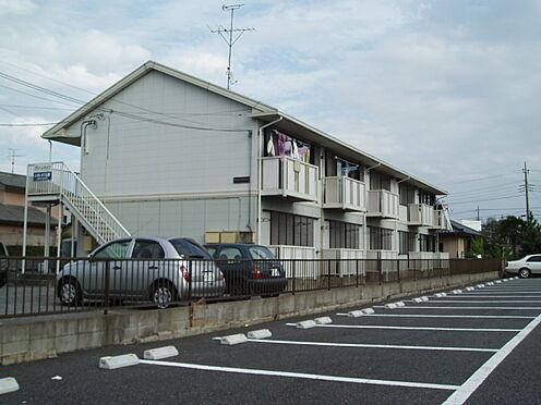 アパート-取手市宮和田 外観