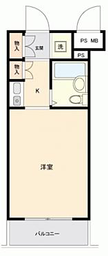 マンション(建物一部)-中野区中央1丁目 間取り