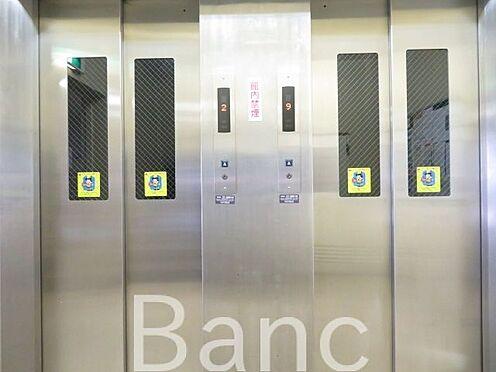 中古マンション-葛飾区東新小岩3丁目 共有部分のエレベーターは2基あります。
