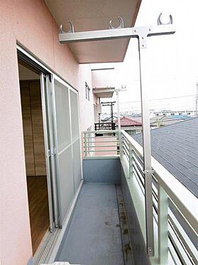 マンション(建物全部)-松戸市松飛台 洗濯物もゆったりと干せそうですね