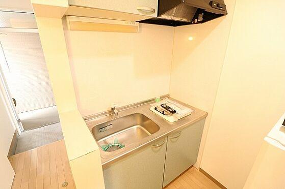 アパート-水戸市新荘2丁目 キッチン