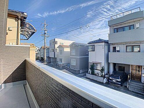 新築一戸建て-名古屋市守山区天子田1丁目 南側も開けていて日当たりが良いです。