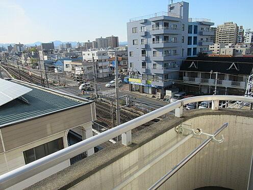 マンション(建物一部)-八王子市上野町 バルコニー